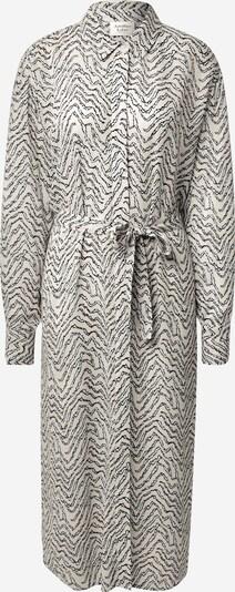 Another Label Robe-chemise 'Bunjin' en crème / noir, Vue avec produit