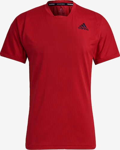 ADIDAS PERFORMANCE Shirt 'Tennis  Primeblue FreeLift' in dunkelrot, Produktansicht