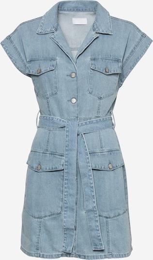 Boyish Robe-chemise 'THE JOE SAFARI' en bleu denim, Vue avec produit