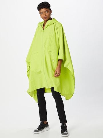 OOF WEAR Ανοιξιάτικο και φθινοπωρινό παλτό σε πράσινο