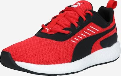 PUMA Sportschuhe in rot / schwarz, Produktansicht