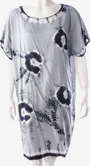 see U soon Shirtkleid in M in himmelblau / dunkelblau / weiß, Produktansicht
