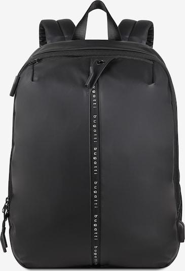 bugatti Rucksack 'Blanc' in schwarz, Produktansicht
