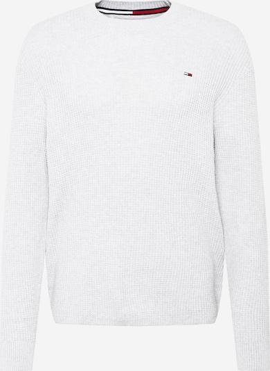 Tommy Jeans Jersey 'HONEYCOMB' en gris plateado, Vista del producto