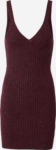 Robes en maille 'Desiree' LeGer by Lena Gercke en rouge