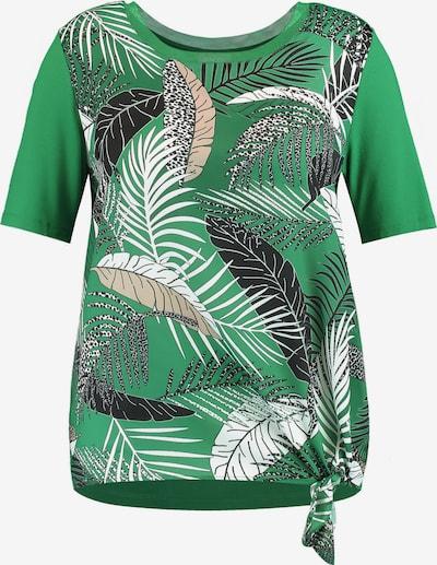 SAMOON T-Shirt in mischfarben, Produktansicht