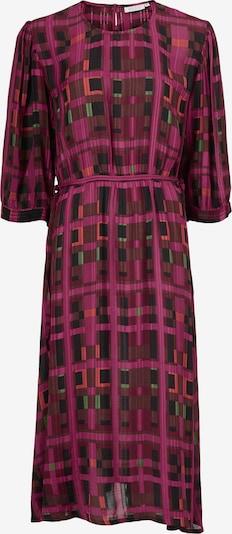 Masai Kleid 'Nestala' in grün / orange / rot / schwarz, Produktansicht