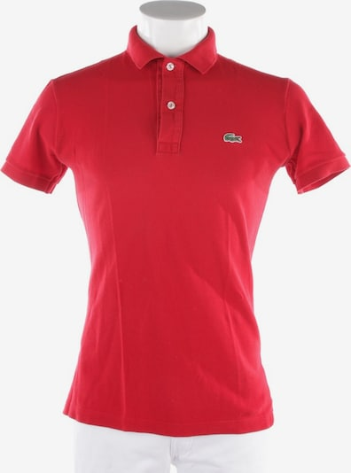 LACOSTE Poloshirt in XS in rot, Produktansicht