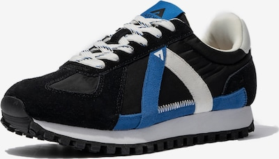 ASFVLT Sneaker 'GATE GAT003' in blau / schwarz, Produktansicht
