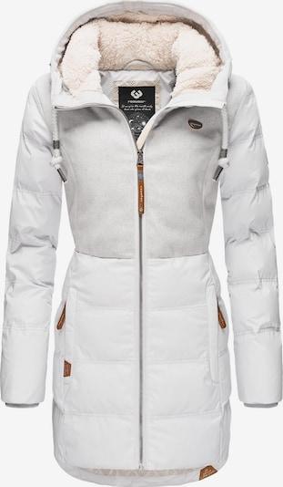 Ragwear Wintermantel ' Ashani ' in hellgrau, Produktansicht