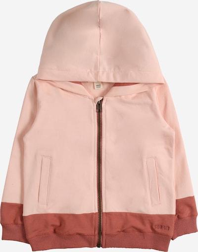 ESPRIT Zip-Up Hoodie in Pink / Rose, Item view