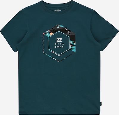 BILLABONG Sportshirt in petrol / mischfarben, Produktansicht