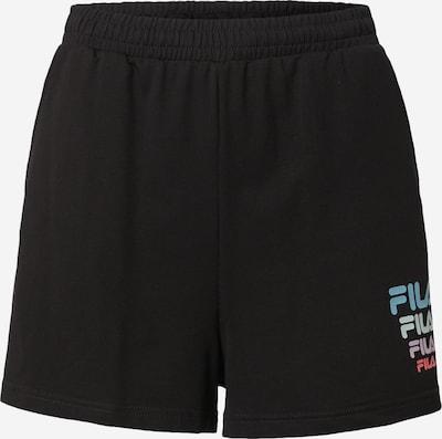 FILA Shorts 'ELLA' in mischfarben / schwarz, Produktansicht