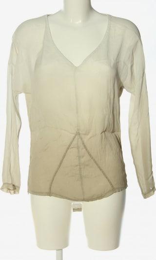 Chilli Langarm-Bluse in S in wollweiß, Produktansicht