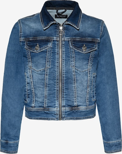 BLUE EFFECT Starpsezonu jaka zils džinss, Preces skats