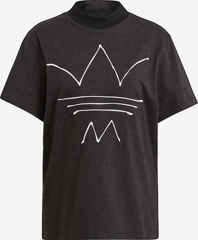 ADIDAS ORIGINALS Тениска 'R.Y.V.' в черно / бяло, Преглед на продукта