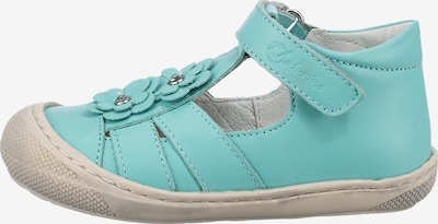 NATURINO Sandale in türkis, Produktansicht