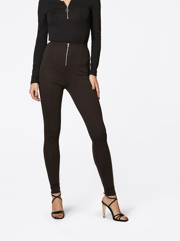 LeGer by Lena Gercke Leggings 'Joyce' in schwarz, Modelansicht
