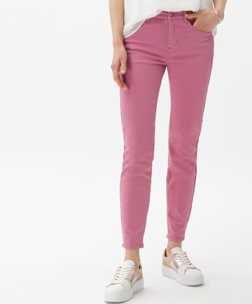 BRAX Jeans 'Style Ana S' in Roze