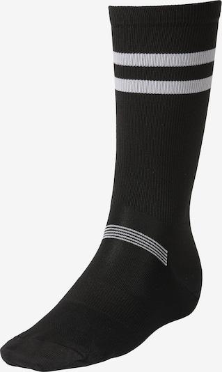 Boggi Milano Socks in Black / White, Item view