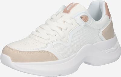 MTNG Låg sneaker 'BORA' i camel / vit / naturvit, Produktvy