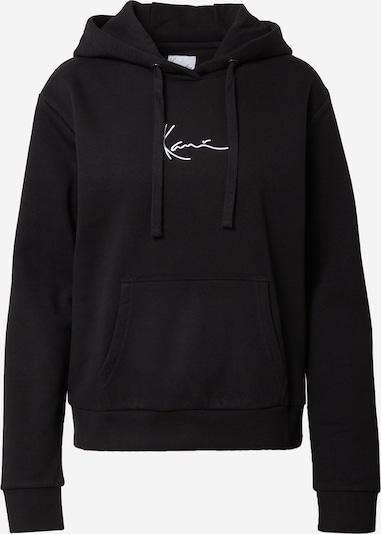 Karl Kani Sweatshirt in schwarz / weiß, Produktansicht