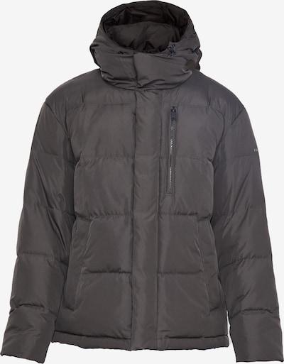 Finn Flare Daunenjacke in dunkelbraun, Produktansicht