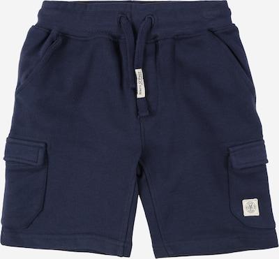 Marc O'Polo Junior Shorts in dunkelblau / weiß, Produktansicht