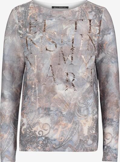 Betty Barclay Pullover in beige / blau, Produktansicht