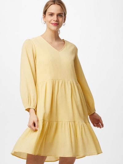 minimum Kleid 'Chrisline' in gelb, Modelansicht