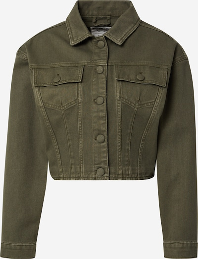 Guido Maria Kretschmer Collection Between-season jacket 'Isa' in Khaki, Item view