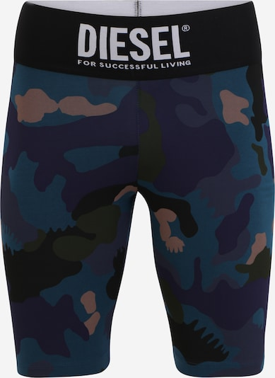 DIESEL Boxershorts 'FAUSTIN ' in nachtblau / dunkelblau / khaki / schwarz / weiß, Produktansicht