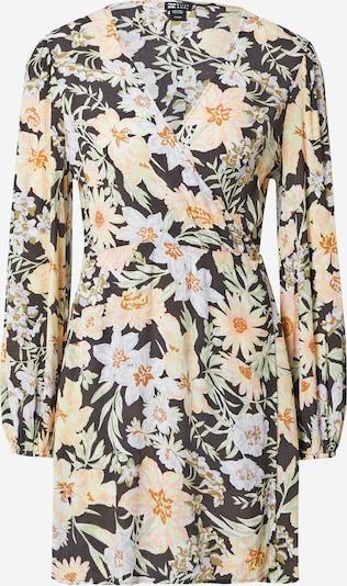 BILLABONG Kleid 'LOTTA LOVE' in beige / hellblau / hellgrün / schwarz, Produktansicht