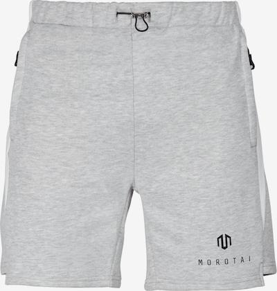 MOROTAI Športové nohavice 'Neotech' - sivá / biela, Produkt