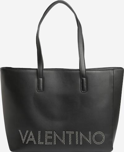 Valentino Bags Nákupní taška 'Portia' - černá / stříbrná, Produkt