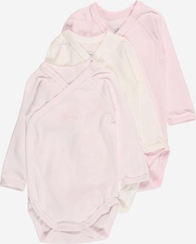 PETIT BATEAU Body in rosa / pastellpink / weiß, Produktansicht