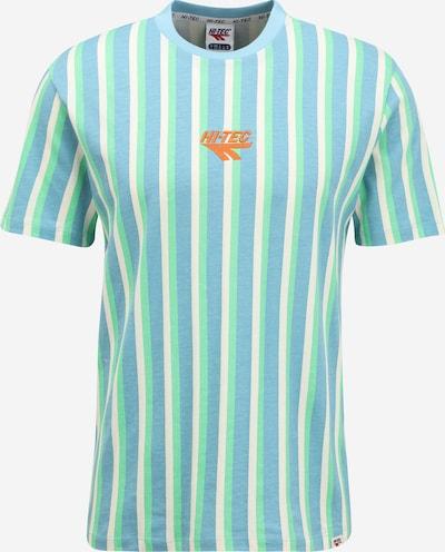 HI-TEC T-Shirt fonctionnel 'MIZU' en bleu / vert / blanc, Vue avec produit