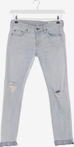 rag & bone Jeans in 25 in Blue