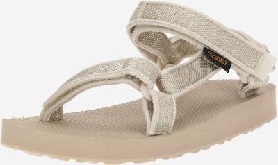 Sandale TEVA pe bej, Vizualizare produs
