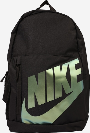 Zaino sportivo Nike Sportswear di colore oro / nero, Visualizzazione prodotti