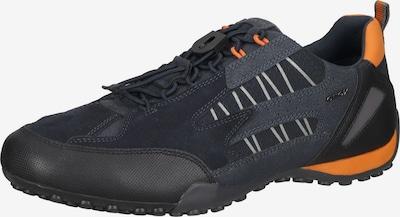 GEOX Sneaker in marine / orange, Produktansicht