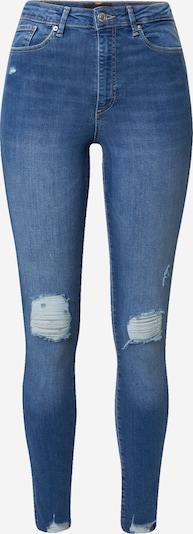 VERO MODA Jeans 'SOPHIA' i blue denim, Produktvisning
