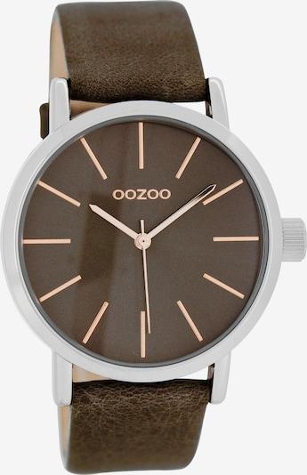 OOZOO OOZOO Quarzuhr »C8423« in braun, Produktansicht