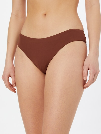 Seafolly Swimming shorts in Caramel, View model