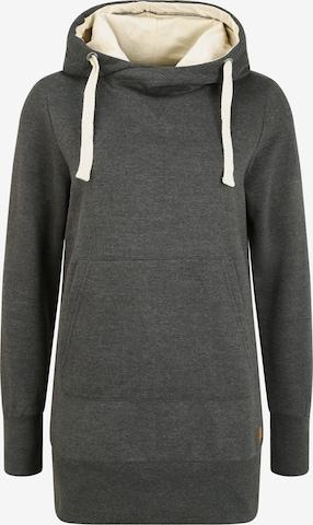 Oxmo Sweater 'Jenny' in Grey