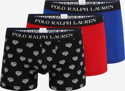 Boxer POLO RALPH LAUREN di colore blu / rosso chiaro / nero / bianco, Visualizzazione prodotti