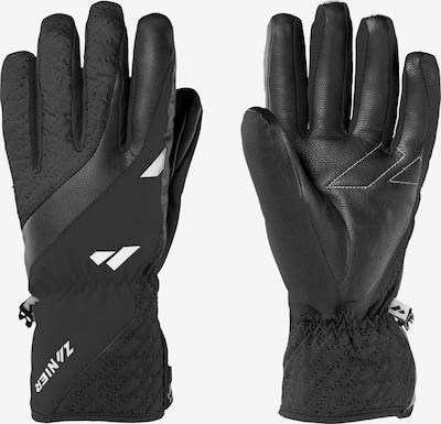 Zanier Handschuh 'AURACH.GTX' in schwarz, Produktansicht