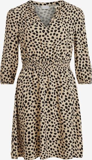 VILA Shirt Dress 'Vish' in Beige / Black, Item view