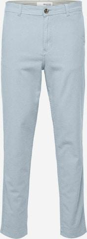 Pantalon chino SELECTED HOMME en bleu