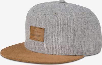 Johnny Urban Gorra 'Dean' en marrón / gris claro, Vista del producto